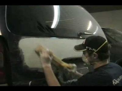 Van Dent Repair (Part 1 of 2)