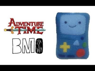 Adventure Time : How to make a BMO Plushie Tutorial