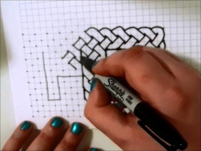 Celtic Knot and New Pattern Tutorial