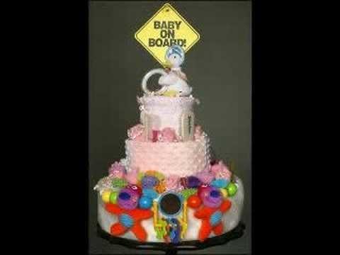 Diaper Cake Tutorial