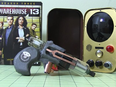 DIY Steampunk Derringer (Claudia's Mini Tesla)