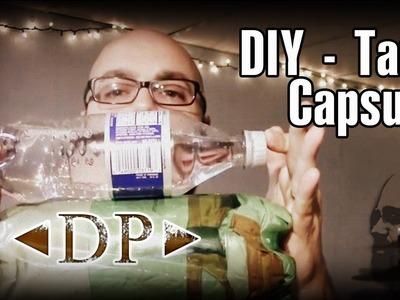"""DIY Tarp Capsule for hammock camping - """"The Kelty Capsule!"""""""