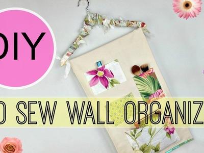 DIY Wall Organizer | No Sew | Michele Baratta