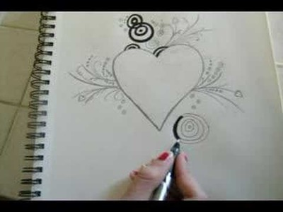 Drawing a heart