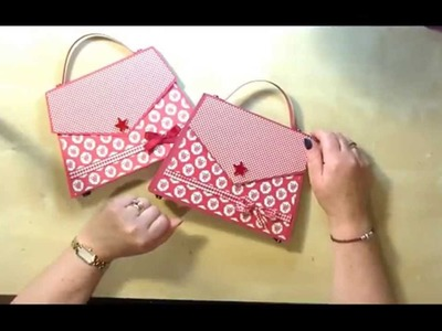 Handbag Mini Album Online Workshop