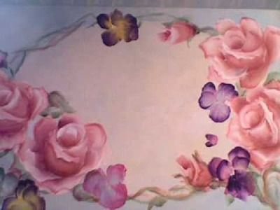 How to Paint Pansies