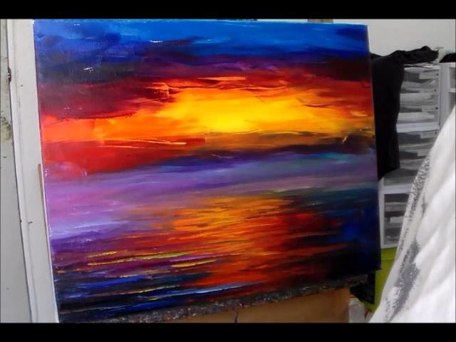 Leonid Afremov - Sample Lesson   - Level 1 , lesson 1