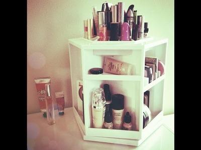 Makeup Organizer + Mini Makeup Collection