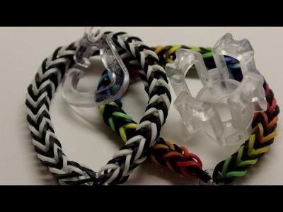 *NEW* Fingerloom Review! (New Rainbow Loom)