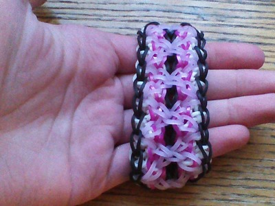 NEW Rainbow Loom Dream Chaser Bracelet