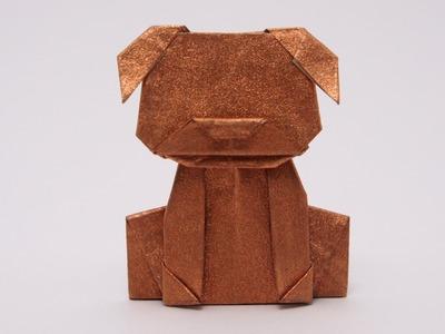 Origami Money Dog (Jo Nakashima)