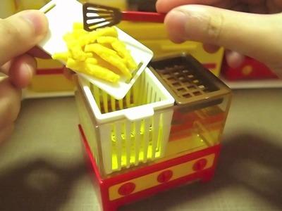 Playing with Konapun! #9- Hamburger Kitchen