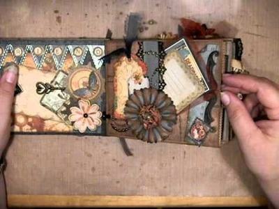 Steampunk-y Mini Album