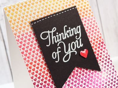 Thinking of You - Make a Card Monday #209