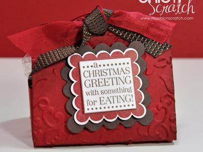 12 Days of Christmas #10 Two Tags Christmas Treat