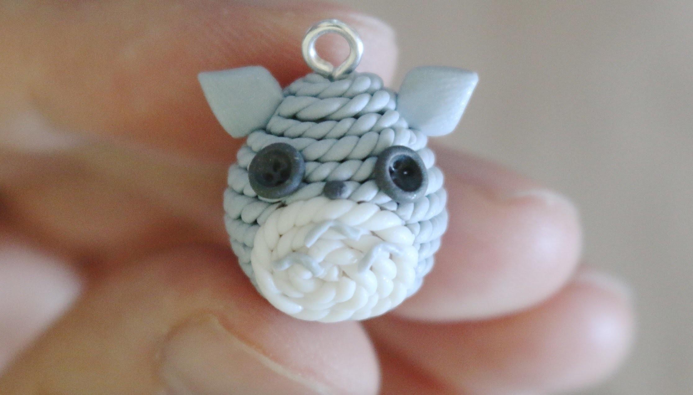 Amigurumi Totoro Polymer Clay Tutorial