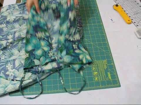 Back to School: Vamping Up An Old Dress into a Romper