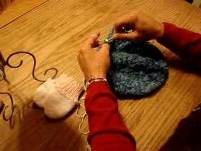 Crochet Picot Edging
