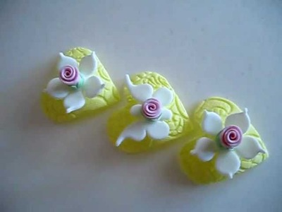 Cupcake Toppers (Embossed Hearts with Butterflies, Flowers & Roses)