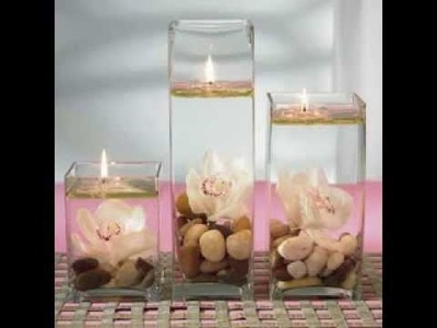 DIY Cheap wedding centerpiece decorating ideas