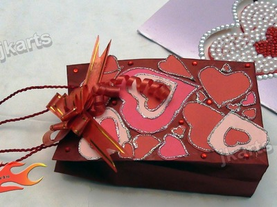 DIY  Chocolate Bag - Valentine's Day Gift Idea 2 - JK Arts 135