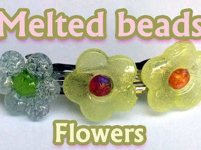Diy Crafts - Melted Bead Flowers - Ana | DIY Crafts