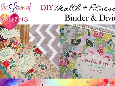 DIY Health and Fitness Binder