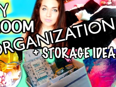 DIY Room Organization + Storage Ideas, DIY Room Decor for Summer 2015 | How to Clean Your Room