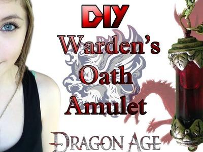 DIY: Warden's Oath Amulet-Dragon Age:Origins