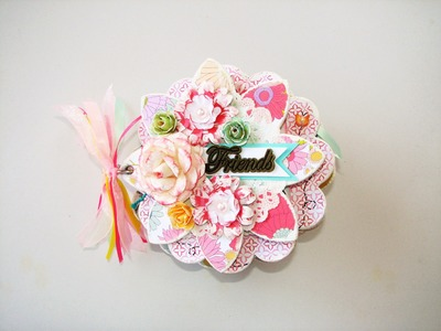 Flower  Mini Album