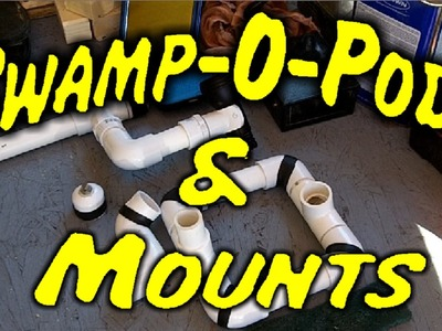 Homemade Camera Tripods And Mounts Out Of PVC
