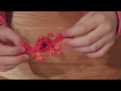 How To Make A Rainbow Loom Crab