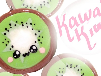 ^__^ Kawaii Kiwi charm! - Kawaii Friday 138