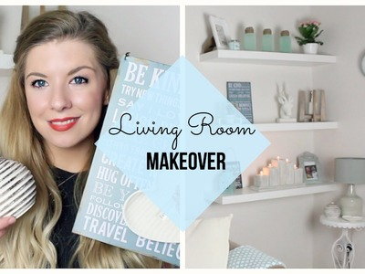 Living Room Haul & Makeover! ad | Dollybowbow