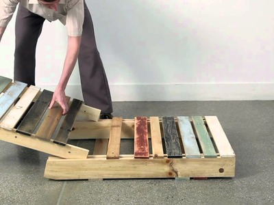 MAGNETIC PALLET CHAIR - www.uncommongoods.com