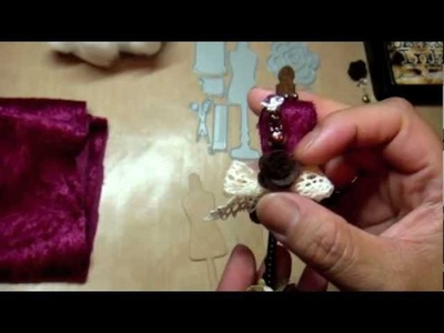 MFT Dressform Pin Cushion Tutorial