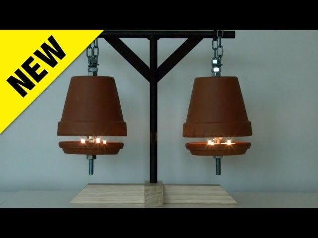 NEW Flower Pot Heater - Costs Just 4 Cents An Hour To Run.
