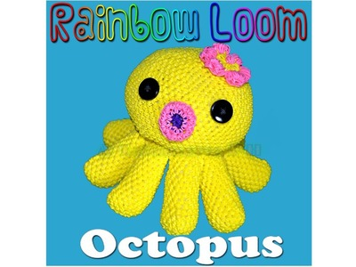 Rainbow Loom Octopus - Part 1.4 Intro Tentacles
