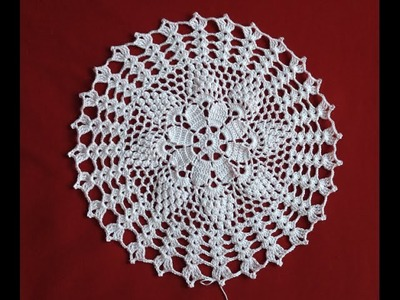 Simple Doily2 Part 1