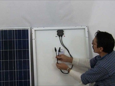 Solar Panels for the Beginner How To part Three