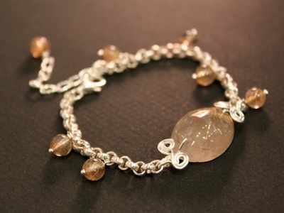 Wire Wrapped Jewelry Designs Gallery II