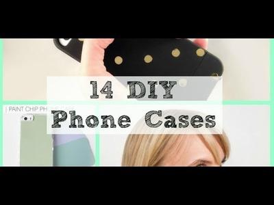 14 DIY Phone Cases