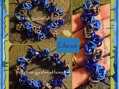 Chena Bracelet Tutorial (hook only)