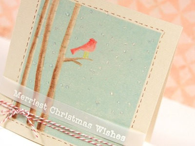 Day 5 - Holiday Card Series 2011