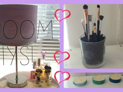 DIY - 3 Teenage Girl Room Decors (UNDER $50!)