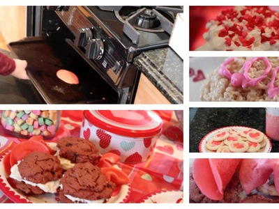 DIY Valentine's Day Treats! + Naked 3 Giveaway!