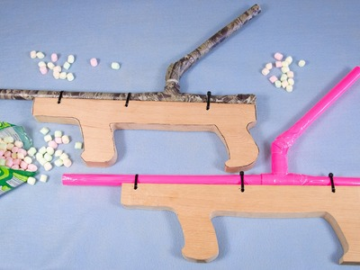 How to Make a Marshmallow Shooter from Cookies Cupcakes and Cardio