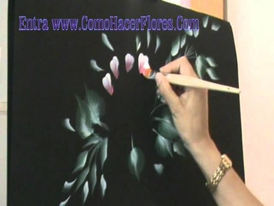 "!!!!!""""""How To Paint  Flowers VERYYYY EASY""!!!!"
