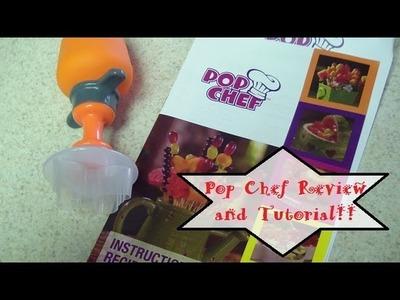 Pop Chef: Full Review and Tutorial! Fun, fun, fun!!!!