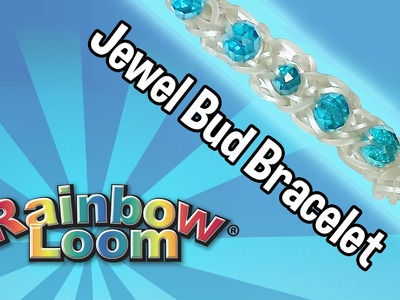 Rainbow Loom® Jewel Bud Bracelet